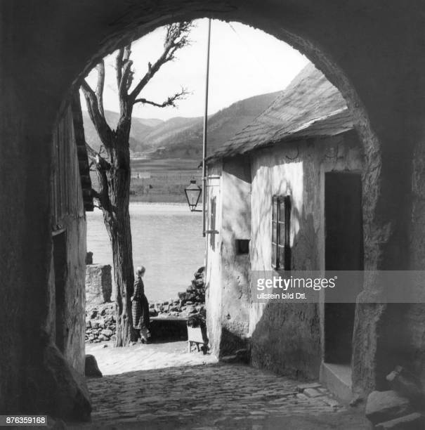 Views from Dürnstein Vintage property of ullstein bild