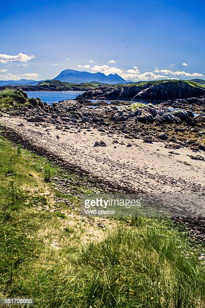 Views from Oldany Island, Assynt, Sutherland