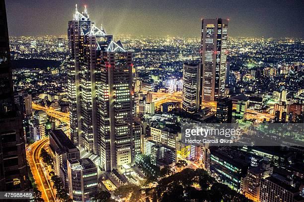 Views from Tokyo Metropolitan Goverment