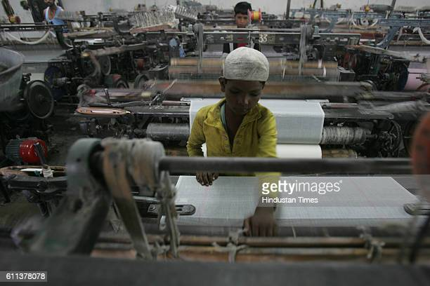 Views of Malegaon on 26/11 Mumbai under Terror Attack Child Labour Textile Mills Ten year old Sardar Khan is among the towns 12000 school dropouts...