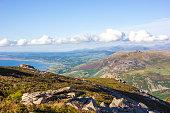 Views of Nature on the Llŷn Peninsula (Lleyn Peninsula) in North West Wales, UK