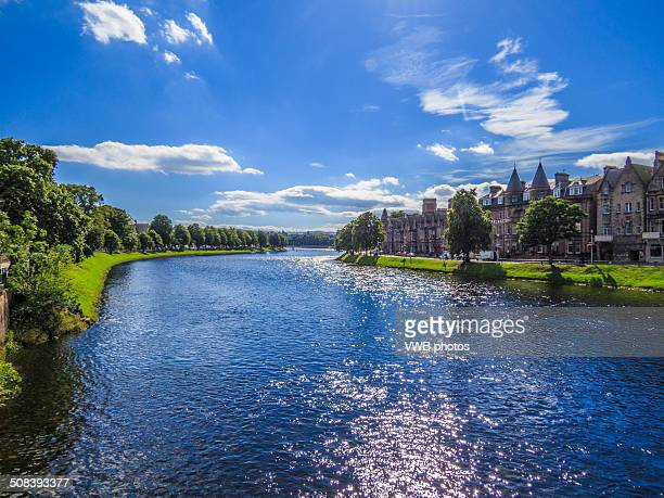 Views of the River Ness