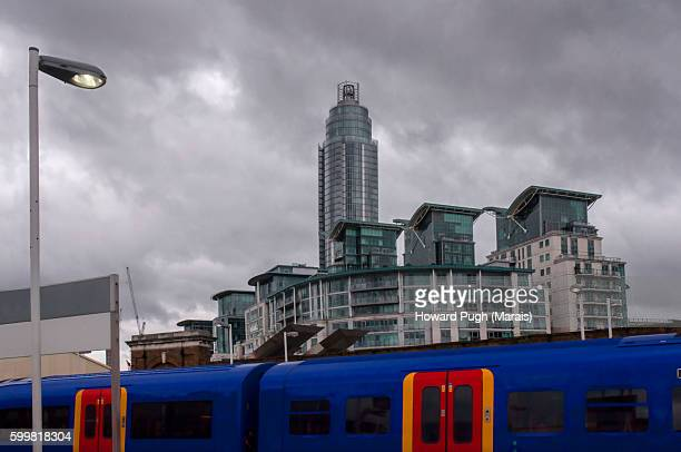 Views of Vauxhall Tower