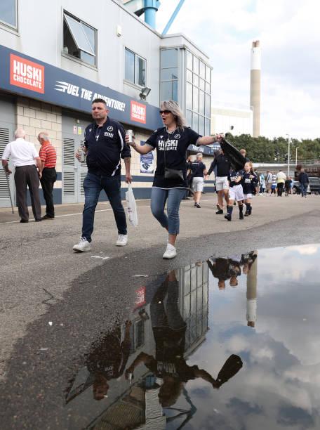 GBR: Millwall v Coventry City - Sky Bet Championship