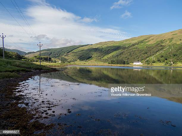 CONTENT] Views over Loch Striven with reflections in the water Taken on a peaceful summers day