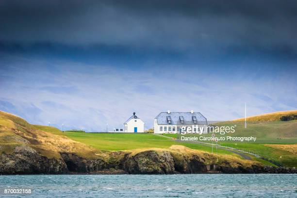 viðey island - daniele carotenuto stock pictures, royalty-free photos & images
