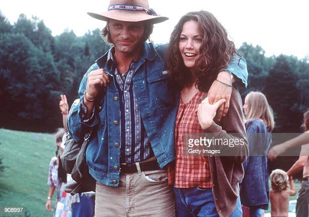 Viggo Mortensen and Diane Lane in Tony Goldwyn's A Walk On The Moon Miramax Films