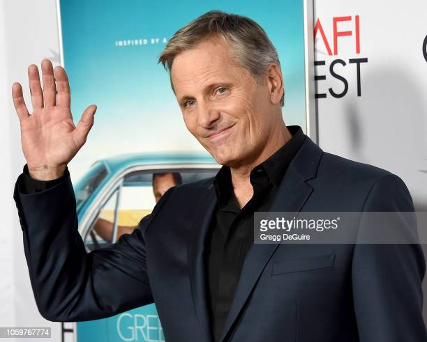 Viggo Mortensen arrives at the AFI FEST 2018 Presented By Audi Green Book Gala Screening at TCL Chinese Theatre on November 9 2018 in Hollywood...
