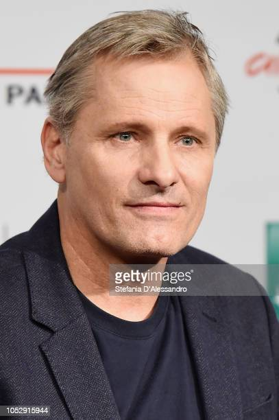 Viggo Mortensen attends Green Book photocall during the 13th Rome Film Fest at Auditorium Parco Della Musica on October 24 2018 in Rome Italy