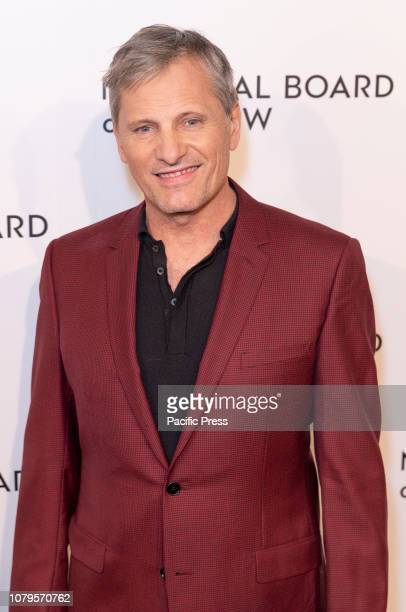 Viggo Mortensen attends National Board of Review 2019 Gala at Cipriani 42nd street.
