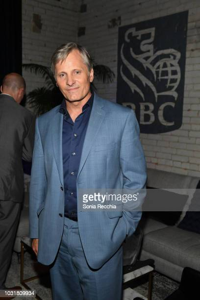 Viggo Mortensen attends RBC hosted Green Book Cocktail Party at RBC House Toronto Film Festival on September 11 2018 in Toronto Canada