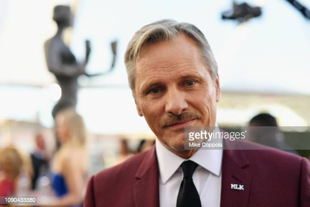 Viggo Mortensen attends the 25th Annual Screen Actors Guild Awards at The Shrine Auditorium on January 27 2019 in Los Angeles California 480543