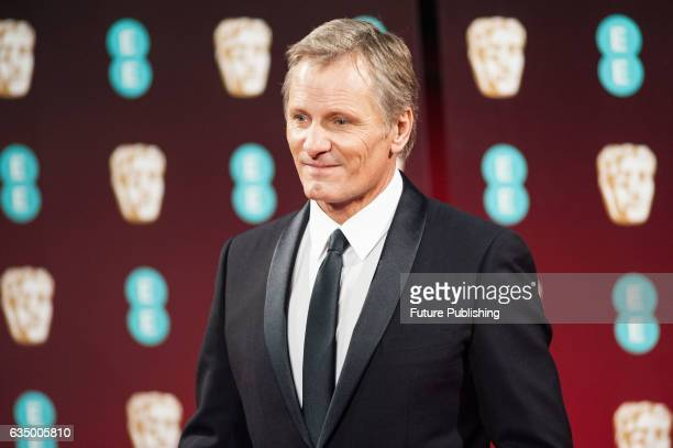 Viggo Mortensen attends the 70th British Academy Film Awards ceremony at the Royal Albert Hall on February 12 2017 in London England PHOTOGRAPH BY...