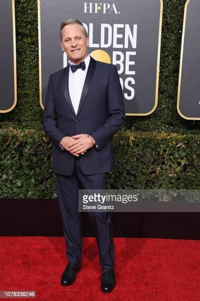 Viggo Mortensen attends the 76th Annual Golden Globe Awards at The Beverly Hilton Hotel on January 6 2019 in Beverly Hills California
