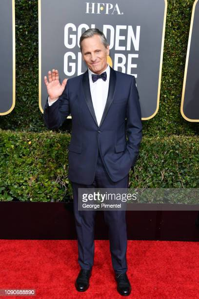 Viggo Mortensen attends the 76th Annual Golden Globe Awards held at The Beverly Hilton Hotel on January 06 2019 in Beverly Hills California
