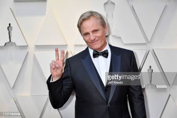 Viggo Mortensen attends the 91st Annual Academy Awards at Hollywood and Highland on February 24 2019 in Hollywood California