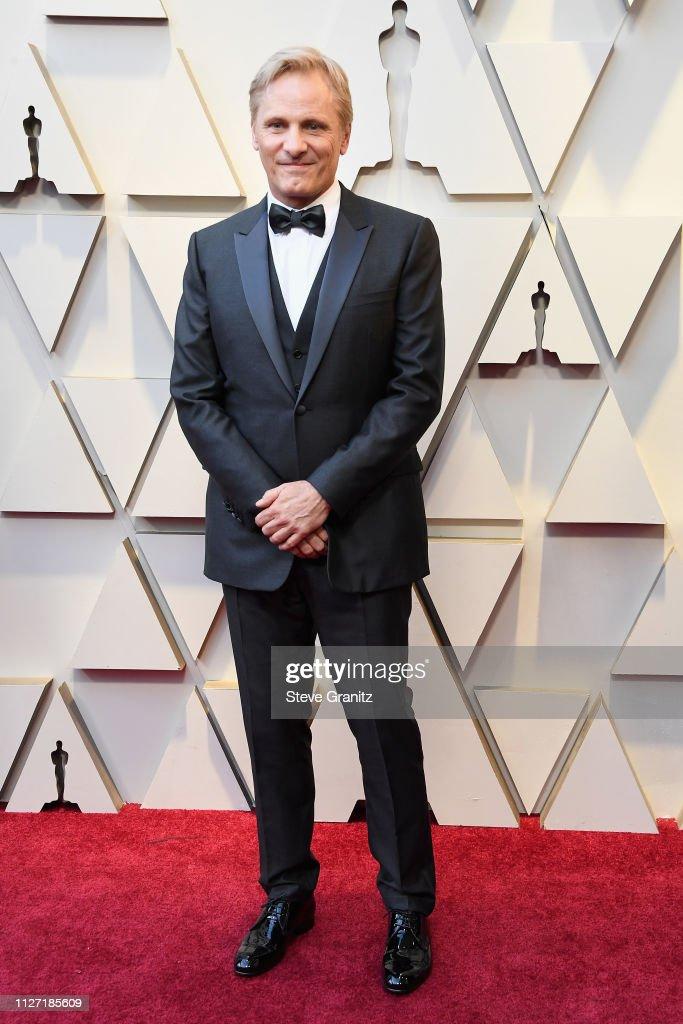 91st Annual Academy Awards - Arrivals : News Photo
