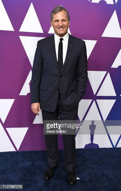 Viggo Mortensen attends the 91st Oscars Nominees Luncheon at The Beverly Hilton Hotel on February 04 2019 in Beverly Hills California