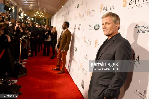 Viggo Mortensen attends The BAFTA Los Angeles Tea Party at Four Seasons Hotel Los Angeles at Beverly Hills on January 5 2019 in Los Angeles California