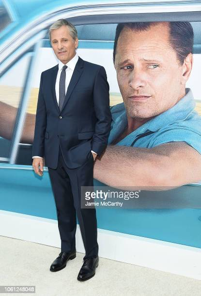 Viggo Mortensen attends the Green Book New York Premiere at Paris Theatre on November 13 2018 in New York City