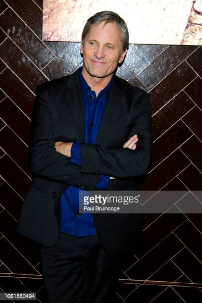 Viggo Mortensen attends Universal Pictures With The Cinema Society Host The After Party For Green Book at Jimmy At The James Hotel NYC on November 14...