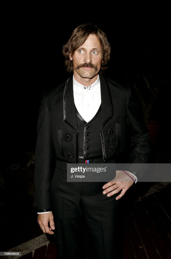 Viggo Mortensen during 2005 Cannes Film Festival - 'A History of Violence' Party at Majestic Beach in Cannes, France.
