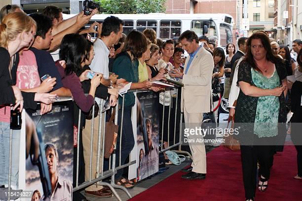 Viggo Mortensen during 'A History of Violence' Sydney Premiere Arrivals at Greater Union George Street Cinemas in Sydney Australia