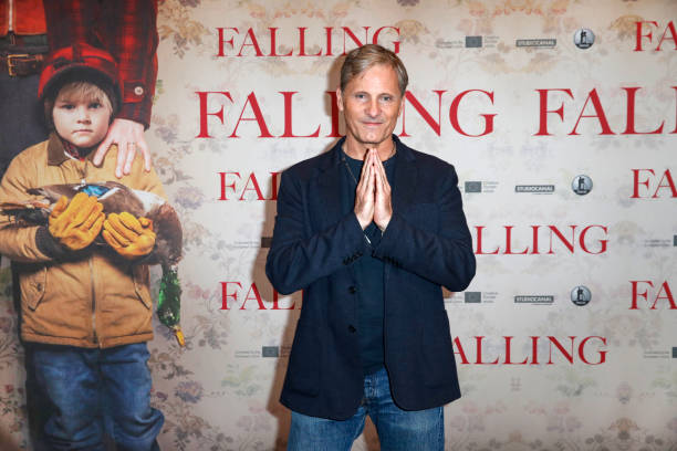 "DEU: ""Falling"" Photocall In Berlin"