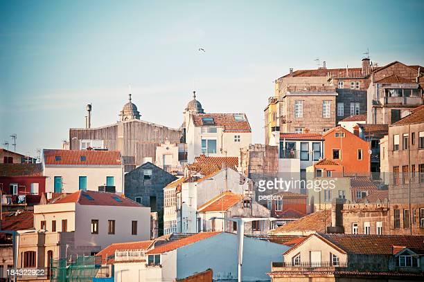 vigo. - comunidad autónoma de galicia fotografías e imágenes de stock