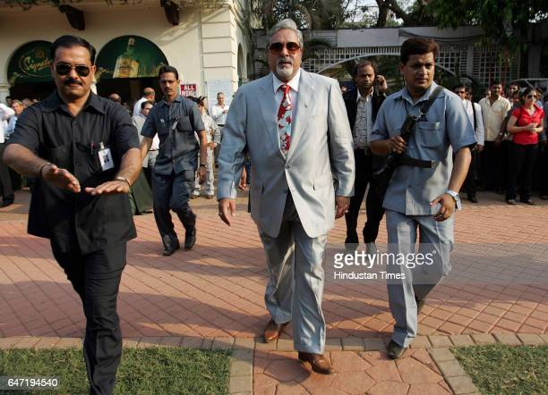 Vijay Mallya coming for the Mcdowell Signature Indian Derby at Mahalaxmi racecourse