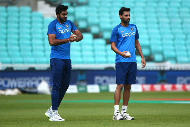 GBR: India Nets Session - ICC Cricket World Cup 2019