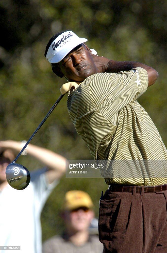 PGA TOUR - 2004 Target World Challenge - Second Round