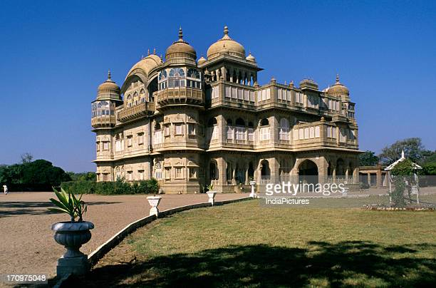 Vijay Vilas palace Mandvi Kutch Gujarat India