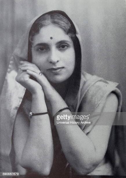 Vijaya Lakshmi Nehru Pandit was an Indian diplomat and politician the sister of Jawaharlal Nehru[1] the aunt of Indira Gandhi and the grandaunt of...