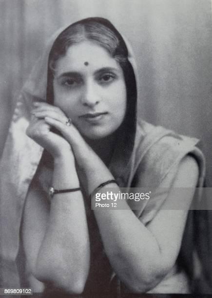 Vijaya Lakshmi Nehru Pandit was an Indian diplomat and politician the sister of Jawaharlal Nehru the aunt of Indira Gandhi and the grandaunt of Rajiv...