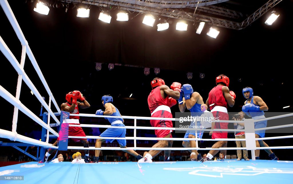 Olympics Day 6 - Boxing : News Photo