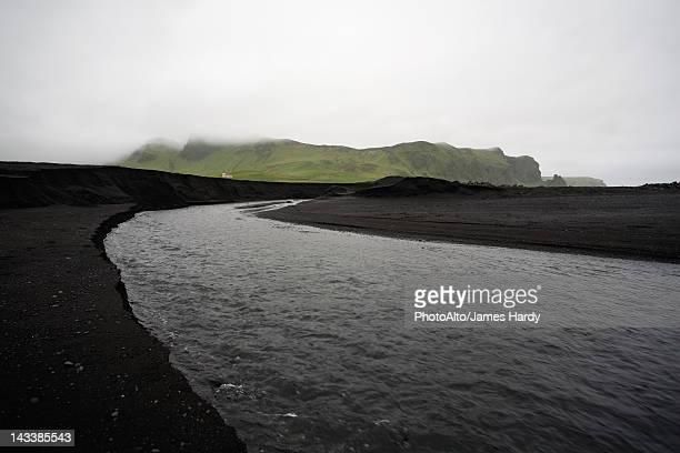 Vik Beach, Vik (Vik i Myrdal), Iceland