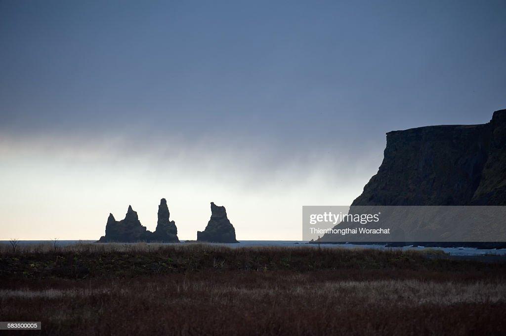 Vik Iceland : Stock Photo