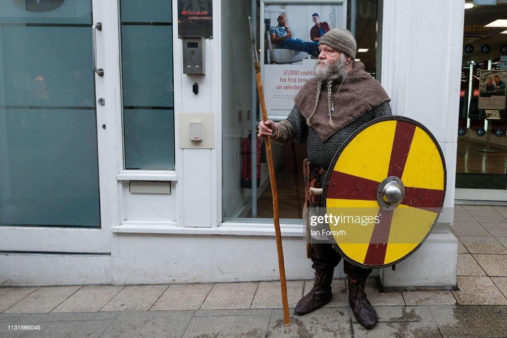 GBR: York Celebrates It's Viking Heritage