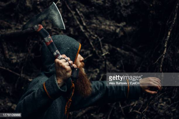 viking's path of war - fashion collection stock pictures, royalty-free photos & images