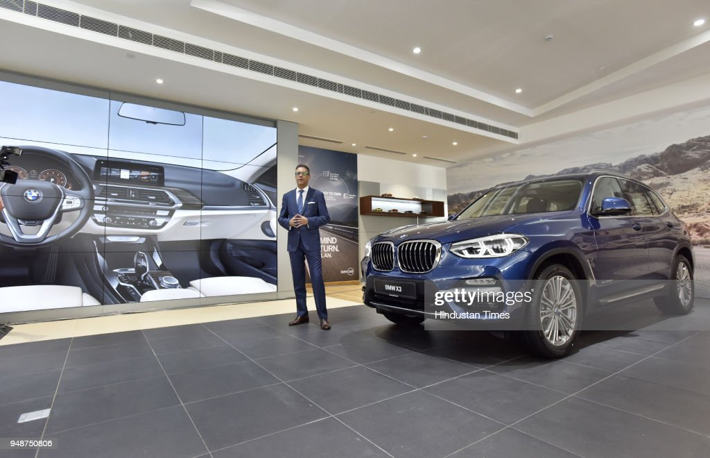BMW Launches All-New X3