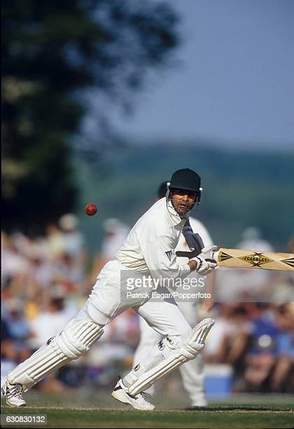 Vikram Solanki batting for Duke of Norfolk's XI during the tour match against South Africa at Arundel 17th May 1998