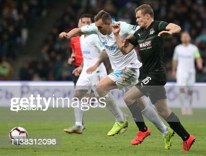FC Krasnodar vs FC Zenit Saint Petersburg- Russian Premier League : News Photo