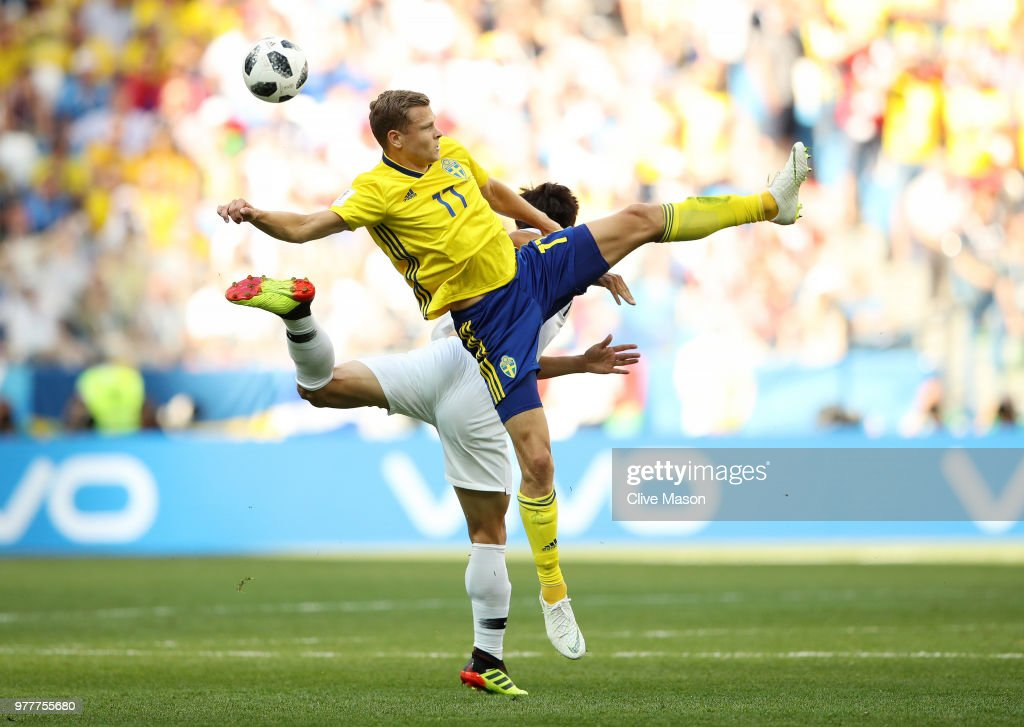 The 11 Best Pictures from Sweden vs. South Korea