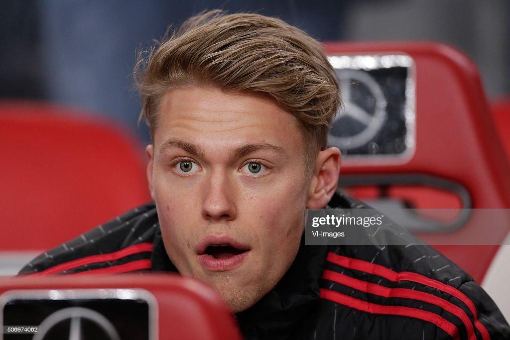 "Dutch Eredivisie - ""Ajax Amsterdam v Heracles Almelo"" : News Photo"