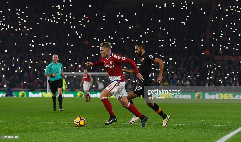 Middlesbrough v Hull City - Premier League