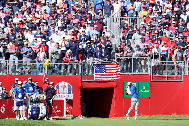 WI: 43rd Ryder Cup - Afternoon Fourball Matches