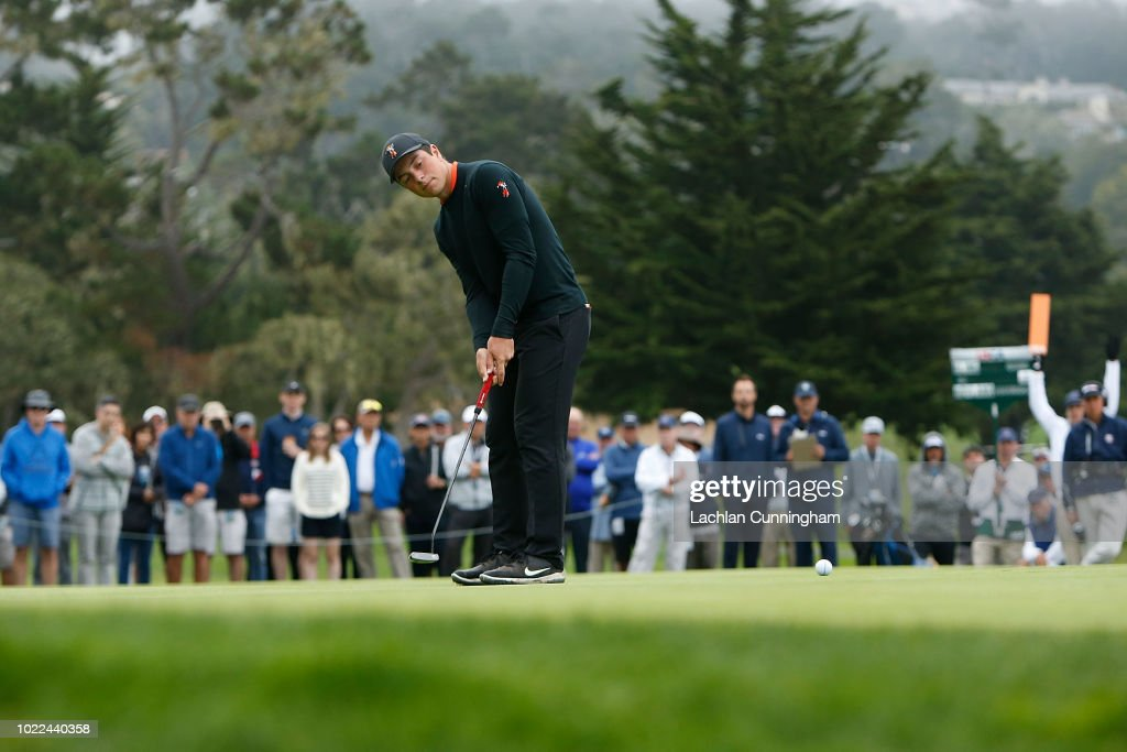 U.S. Amateur Championship : News Photo