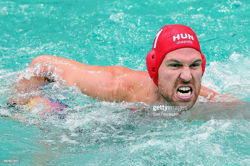 Water Polo - Olympics: Day 5 : News Photo