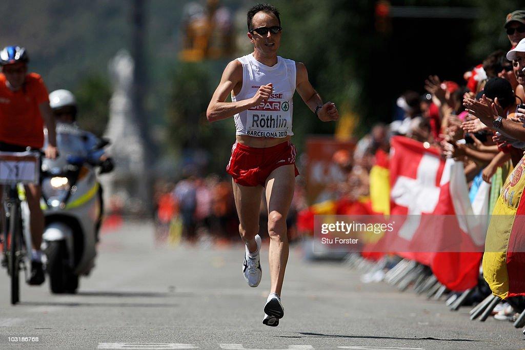 20th European Athletics Championships - Day Six : News Photo